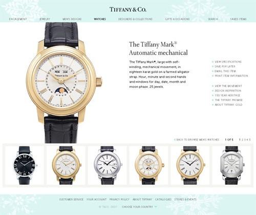 Swatch Group se rapproche de Tiffany pour la production et la distribution de ses montres