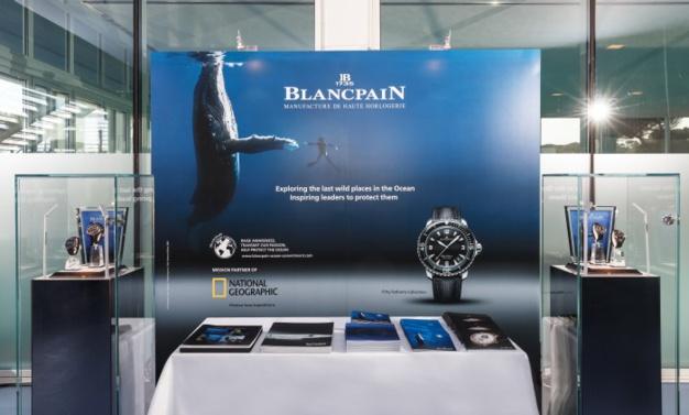 Cascais : Blancpain au World Ocean Summit