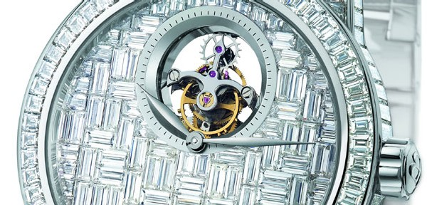 Tourbillon Diamants de Blancpain