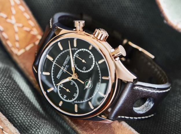 Frédérique Constant Vintage Rally Healey Chronographe Automatique
