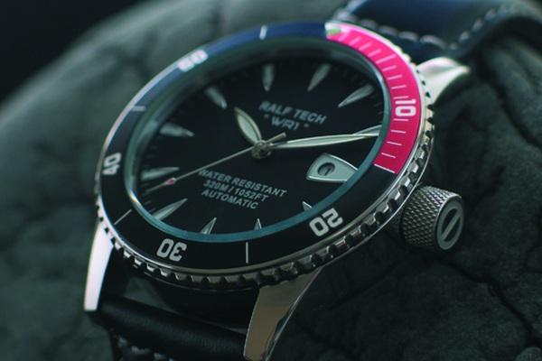 Ralf Tech : la montre de plongée WR1 fête les dix ans de sa plongée à -330 mètres !