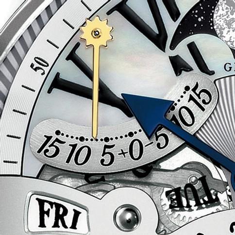Daniel Roth conjugue horlogerie et astronomie pour une mesure de l'heure vraie : le Quantième Perpétuel Equation du Temps