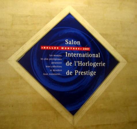 Belles Montres : bilan positif pour la toute première édition de ce Salon de l'Horlogerie de Prestige