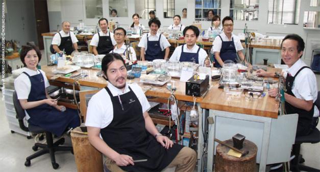Le Monde de Nobuko Ishikawa : exposition exceptionnelle d'une artiste-joaillière à Issy-les-Moulineaux