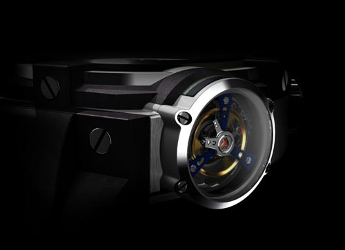 C1 Tourbillon Gravity