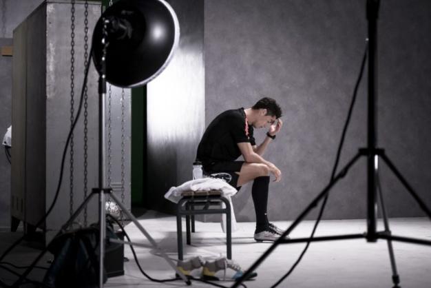 Cristiano Ronaldo pour TAG Heuer