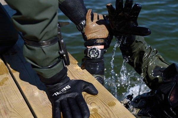 Oktopus Frogman : la montre des Navy Seals danois
