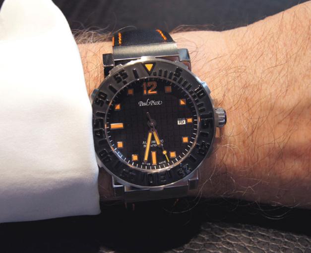 Les montres de plongée de l'été 2015 par Michel Fréret-Roy
