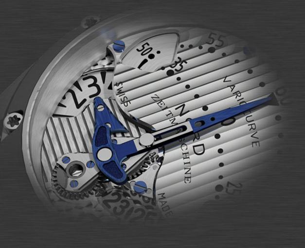Nord Zeitmaschine Variocurve