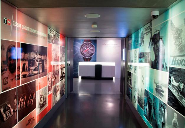 Tissot, sport et chronométrie : exposition à la Cité du Temps à Genève