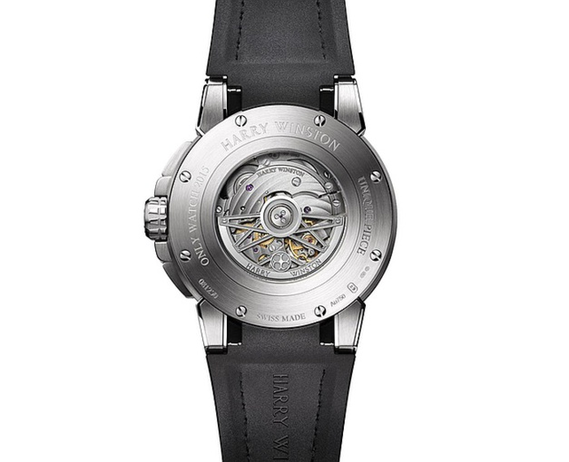 Harry Winston Ocean Dual Time Retrograde Only Watch 2015