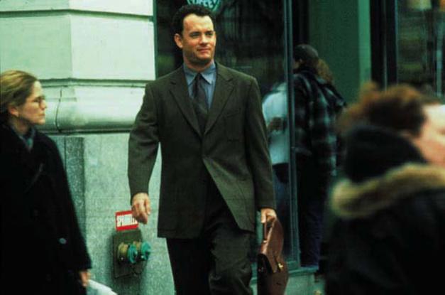 Vous avez un message, Tom Hanks
