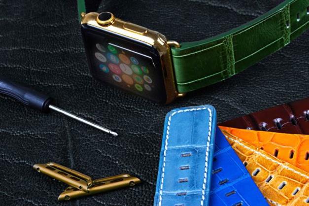 ABP : des bracelets spécialement conçus pour Apple Watch
