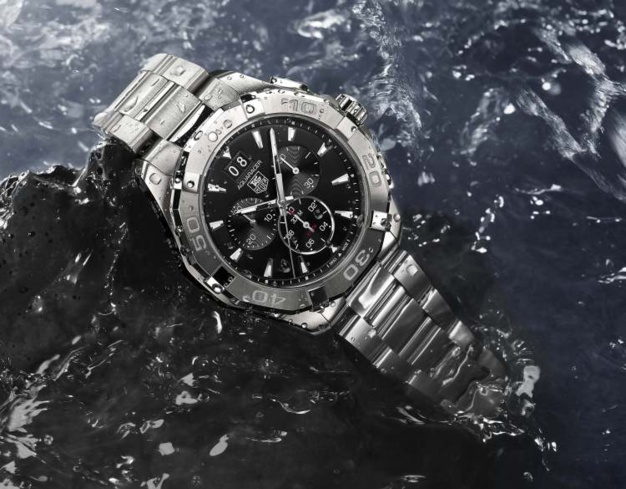 TAG Heuer : nouvelle collection Aquaracer 300M