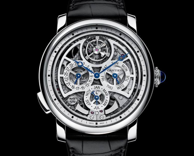 Rotonde Cartier Grande Complication