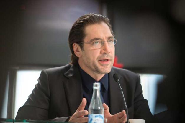 The Gunman, Javier Bardem, DR