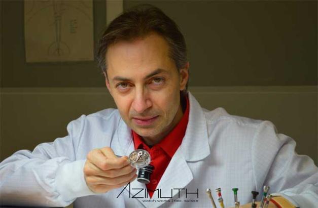Giuseppe Picchi : nouveau directeur d'Azimuth