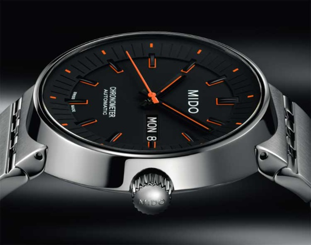Mido All Dial Special Edition : Rome antique