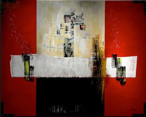 Open Mind, toile d'Hans-Göran Eriksson