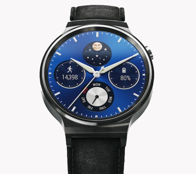huawei une jolie montre connect e qui s 39 inspire de l 39 horlogerie suisse. Black Bedroom Furniture Sets. Home Design Ideas