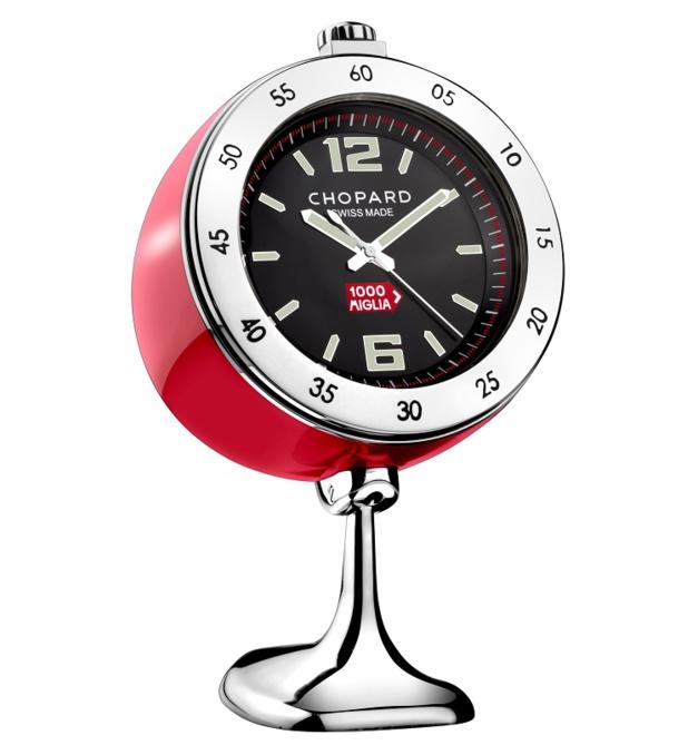 """Chopard pendulette de bureau """"Vintage Racing"""""""