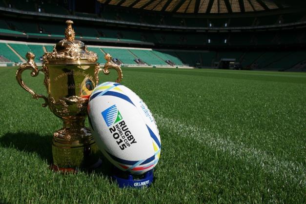 Tissot : chronométreur officiel de la Coupe du Monde de Rugby 2015