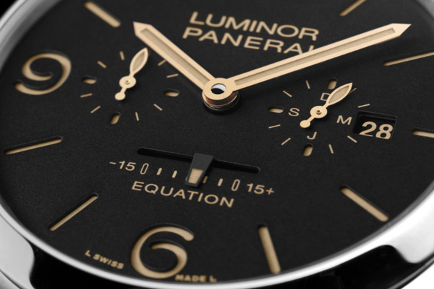 Panerai Luminor 1950 Equation of Time 8 jours 47 mm