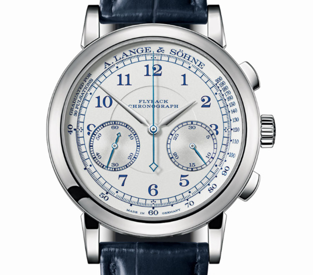 Lange & Söhne 1815 Chronographe en or gris : édition boutique