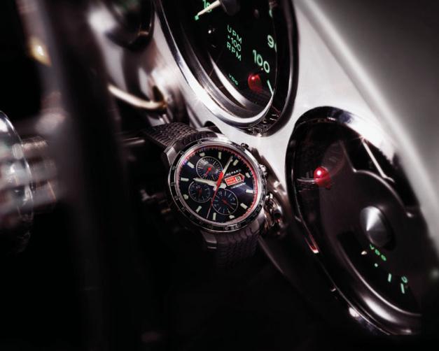 Chopard Mille Miglia GTS Chrono : la course dans le sang