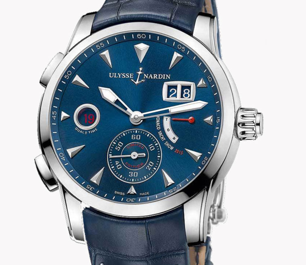 Ulysse Nardin Dual Time Manufacture - Monaco