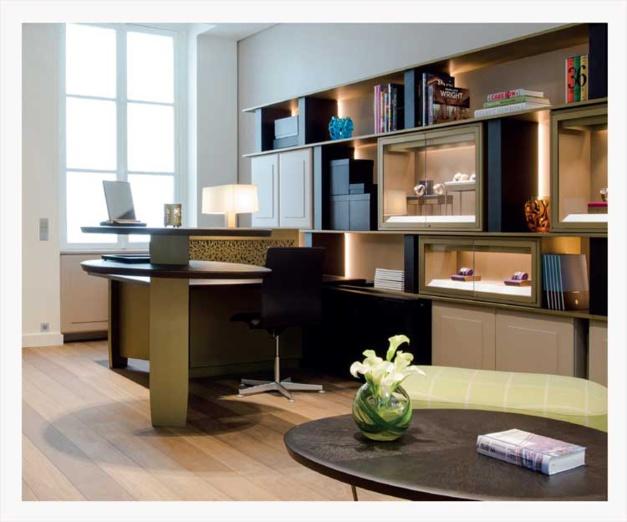 Parmigiani Fleurier s'installe au Palais-Royal en plein coeur de Paris