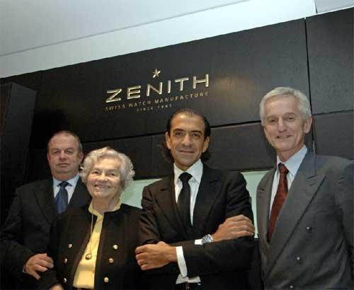 Zenith renforce sa collection de montres anciennes avec 20 modèles supplémentaires