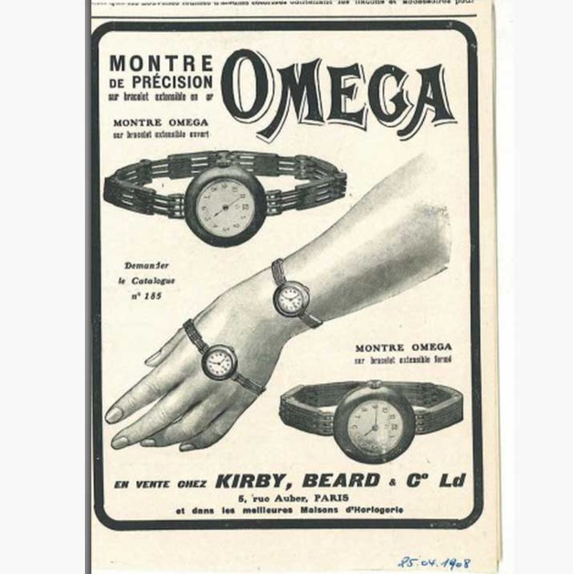 Omega et les montres pour femmes