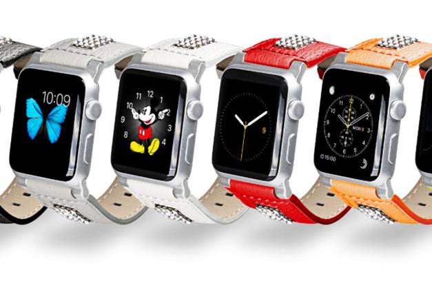 Band & Strap : des bracelets pour l'Apple Watch