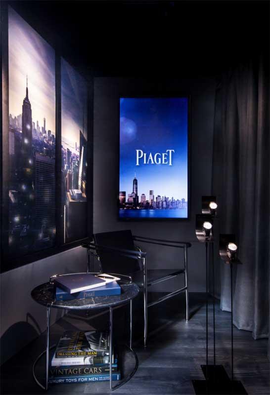 L'Altiplano Chronographe s'expose chez Piaget à Paris