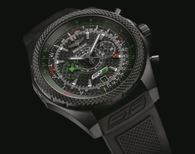 Breitling Bentley GT3 : un chrono vrombissant