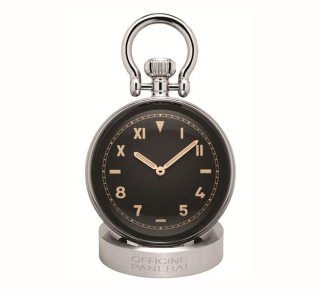 table clock Panerai