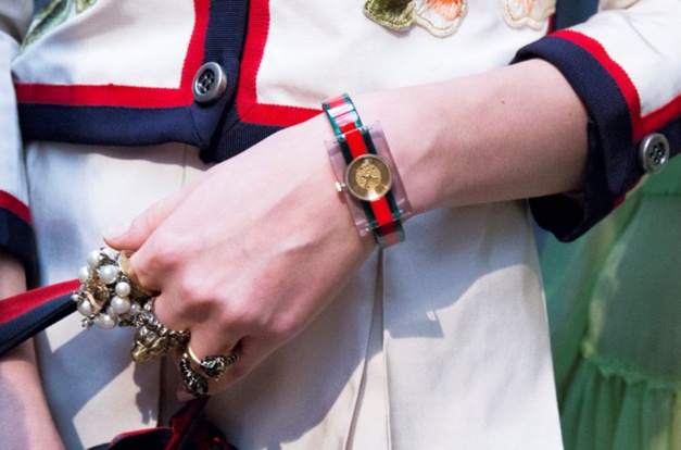 Gucci : sa nouvelle montre pour femmes