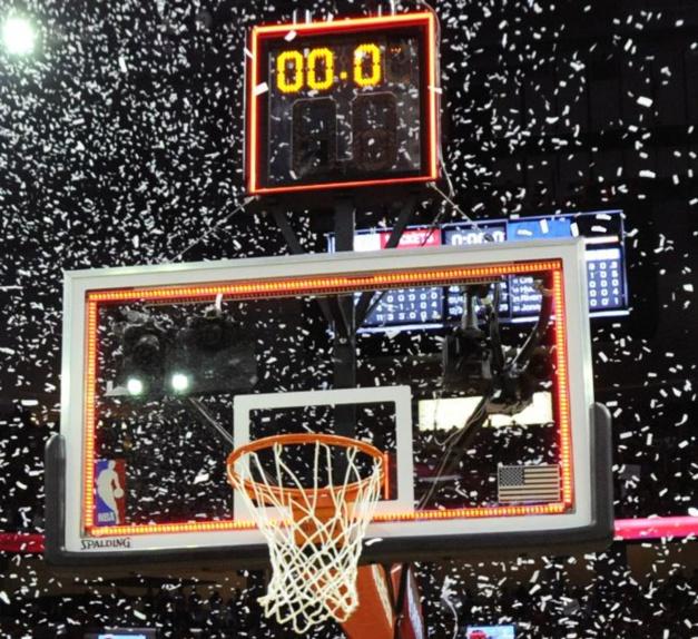 Tissot : chronométreur officiel de la NBA