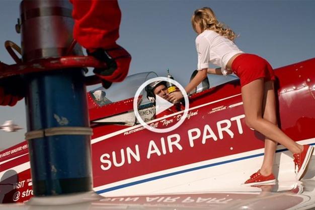 Breitling : nouveau clip vidéo mettant en avant la Navitimer