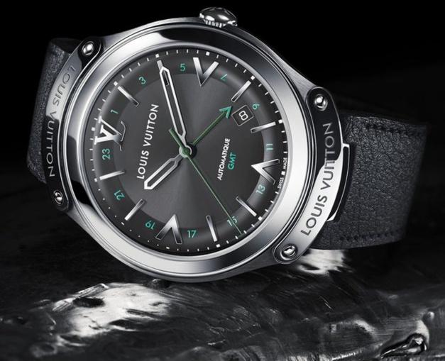Louis Vuitton LV Fifty Five GMT