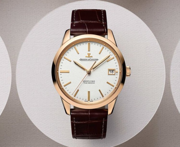 Jaeger-LeCoultre Geophysic Truesecond