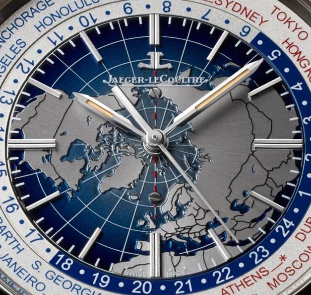 Jaeger-LeCoultre Geophysic Universal Time : une seconde dans le monde