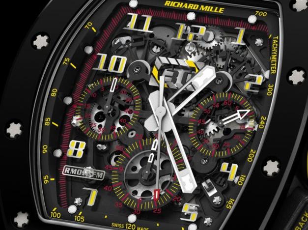 Richard Mille RM11 Geneva Boutique Edition