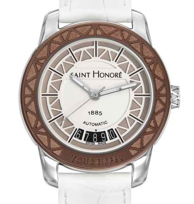 Saint Honoré Tour Eiffel Lady : la Dame de fer pour dames