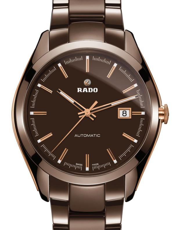 Rado : des montres en chocolat