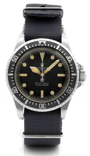 "Rolex ""SBS"" Submariner Réf 5517"