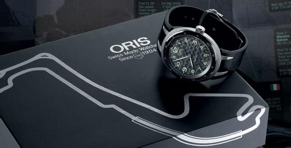 Oris TT3 Grand Prix Edition Limitée