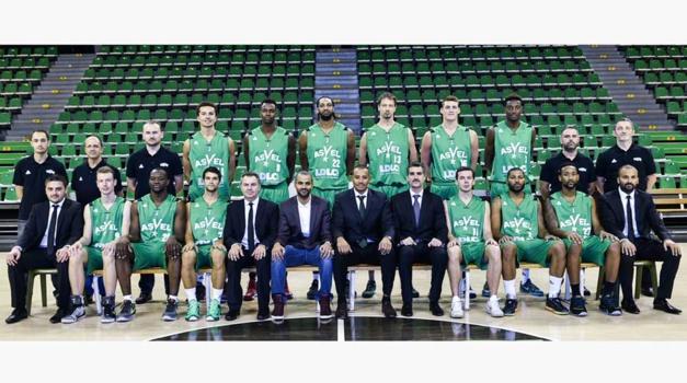 Basket-ball : Tissot, chronométreur officiel de l'ASVEL