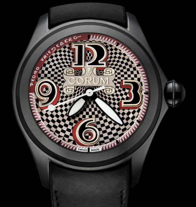 Corum Bubble x Pedro Friedeberg : que viva Mexico !